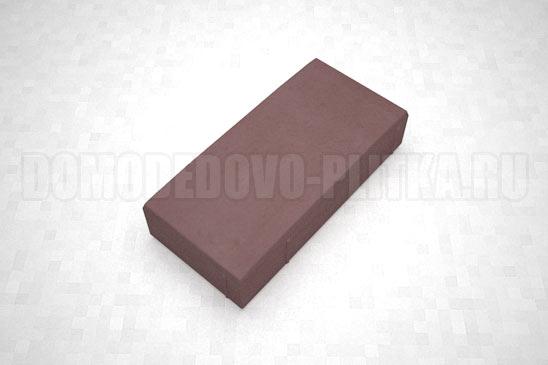 плитка английский булыжник цвет коричневый
