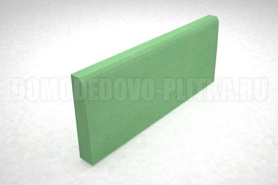 бордюр садовый маленький цвет зеленый