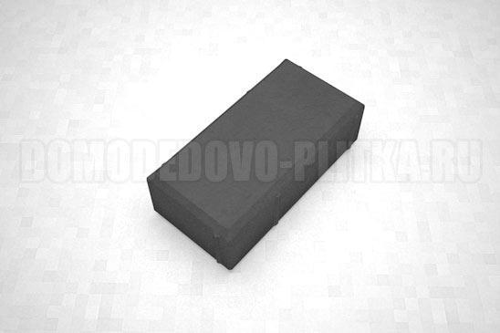 брусчатка цвет черный