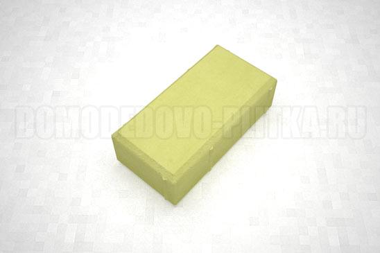 брусчатка цвет желтый