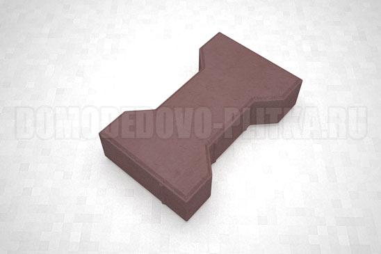 плитка катушка цвет коричневый