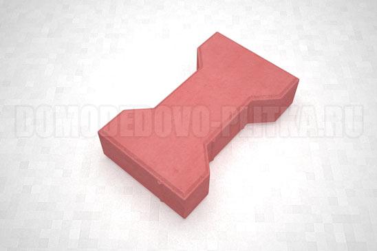 плитка катушка цвет красный