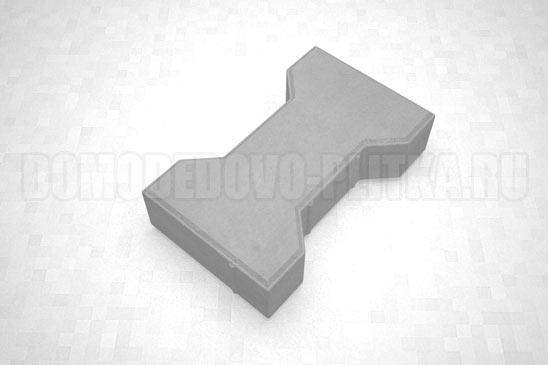 плитка катушка цвет серый