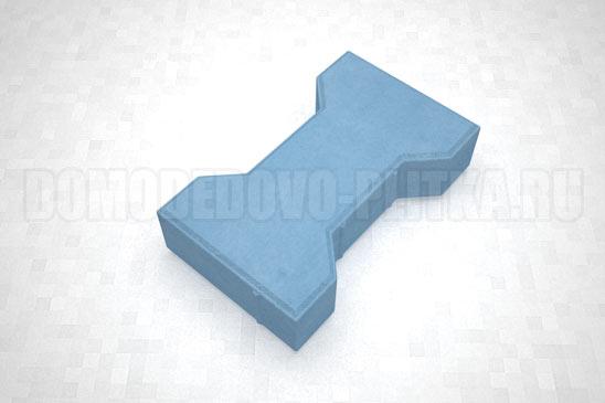 плитка катушка цвет синий