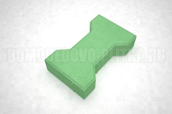 плитка катушка цвет зеленый