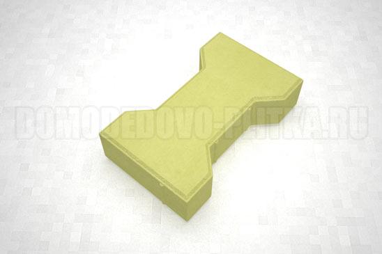 плитка катушка цвет желтый