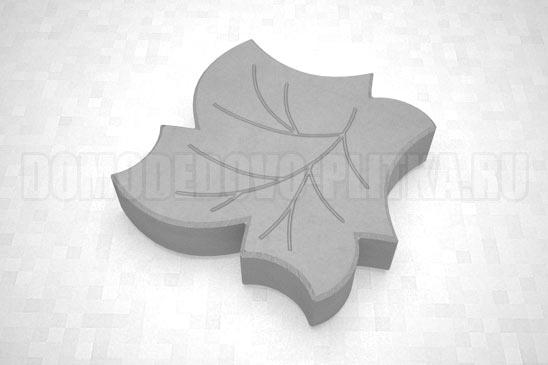 плитка клен цвет серый