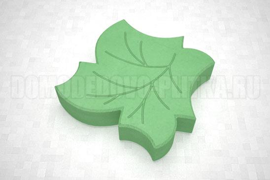 плитка клен цвет зеленый