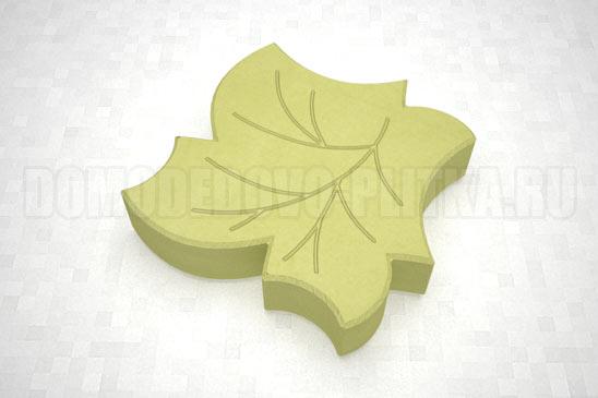 плитка клен цвет желтый