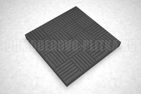 плитка паркет цвет черный