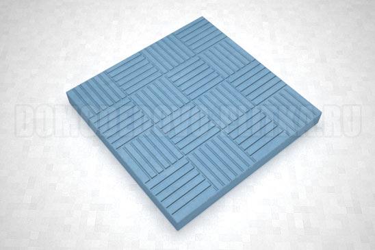 плитка паркет цвет синий