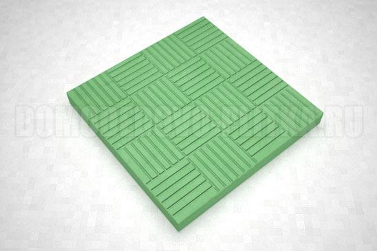 плитка паркет цвет зеленый