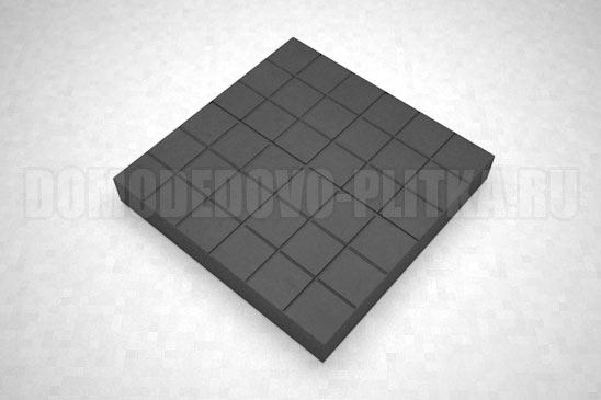 плитка сетка цвет черный