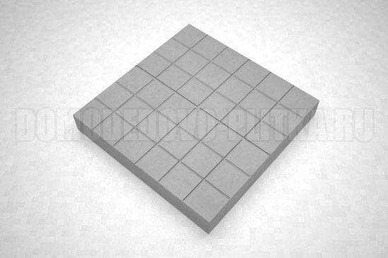плитка сетка цвет серый