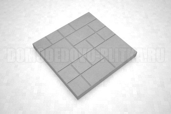 плитка шоколадка цвет серый