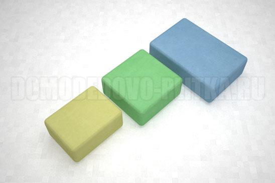 плитка старый город цвета желтый, зеленый, синий