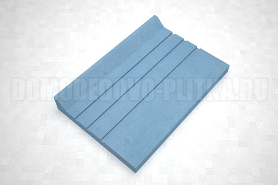 подступенок цвет синий