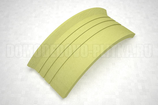 подступенок угловой цвет желтый