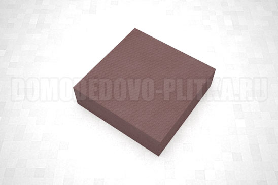 ступень доборная маленькая цвет коричневый
