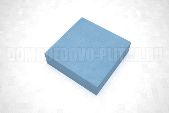 ступень доборная маленькая цвет синий