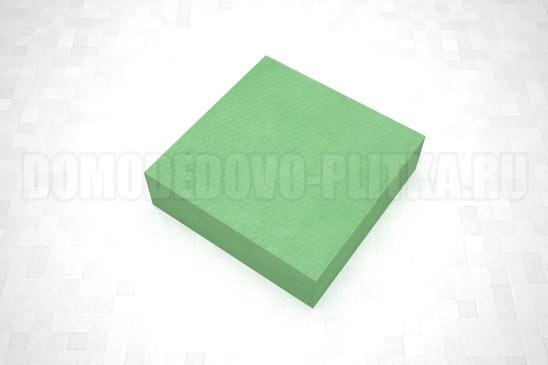 ступень доборная маленькая цвет зеленый