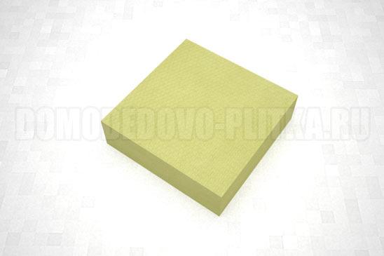ступень доборная маленькая цвет желтый