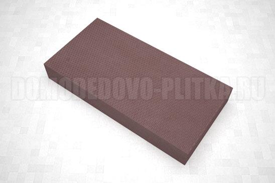 ступень доборная большая цвет коричневый