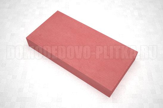 ступень доборная большая цвет красный