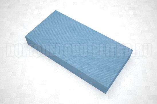 ступень доборная большая цвет синий