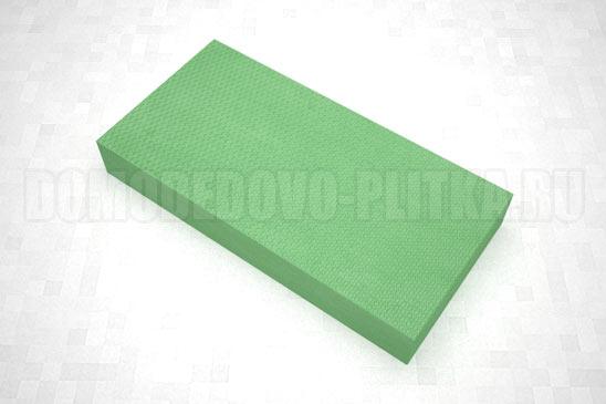 ступень доборная большая цвет зеленый