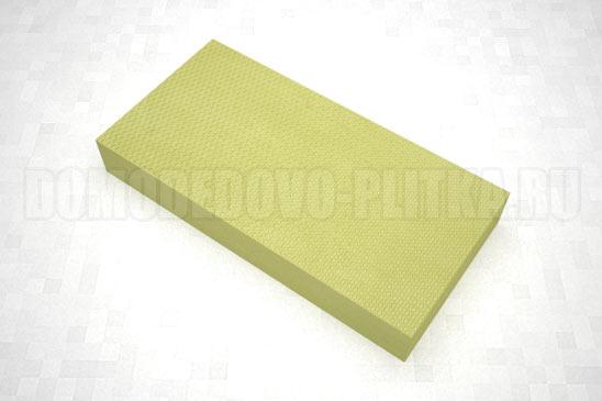 ступень доборная большая цвет желтый