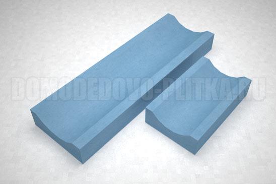 водосток цвет синий