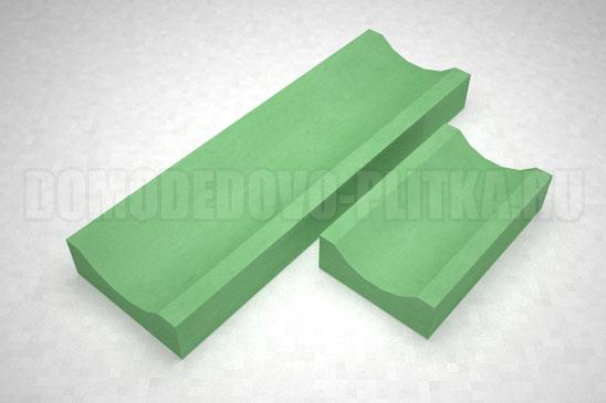 водосток цвет зеленый